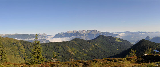 Summer in the Zillertal